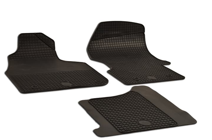 Set de tapis en caoutchouc VW Tapis de voiture WALSER 620582300000 Photo no. 1