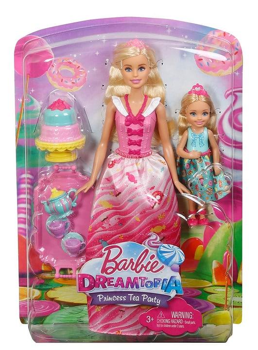 Barbie Coffret Princesses et Chelsea 747939900000 Photo no. 1