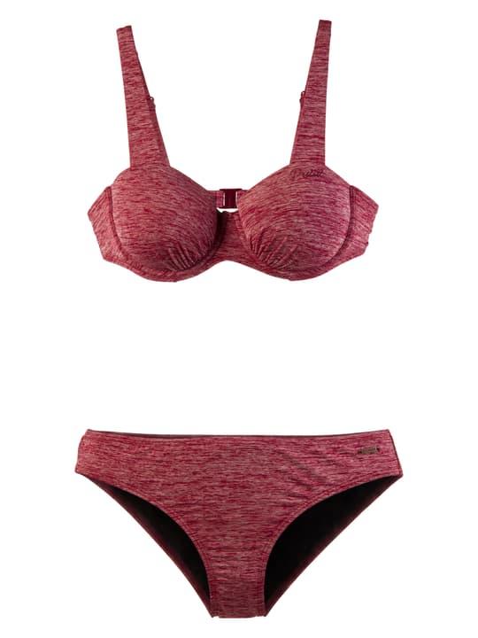 ISSAY 18 Bikini Bikini pour femme Protest 463115800531 Couleur rouge claire Taille L Photo no. 1