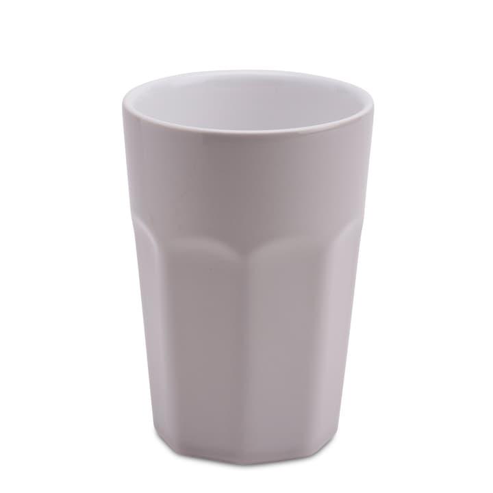 MACCHIATO Cappuccinobecher ASA 393043000000 Grösse B: 9.5 cm x T: 9.5 cm x H: 13.0 cm Farbe Hellgrau Bild Nr. 1
