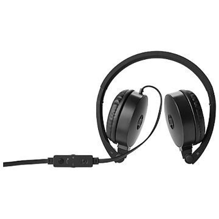 Casque H2800 noir HP 797953400000 Photo no. 1