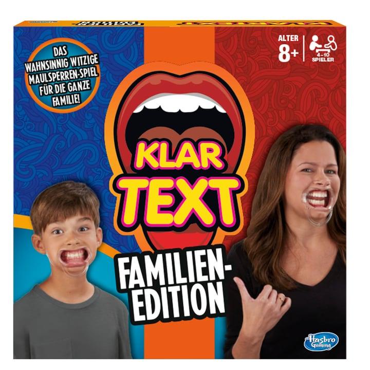 Klarte x t Familien-Edition (D) 748928090000 Photo no. 1