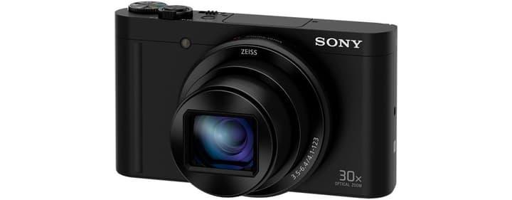 DSC-WX500 Cybershot noir Sony 785300123594 Photo no. 1