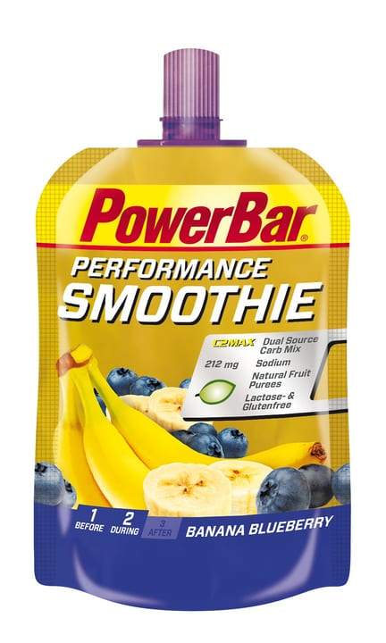 Performance Energy Smoothie Gel Powerbar 471973904593 Colore policromo Gusto Blueberry Banana N. figura 1
