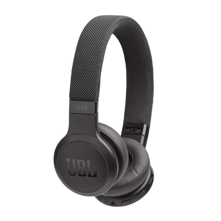 LIVE 400BT - Noir Casque On-Ear JBL 785300152805 Photo no. 1