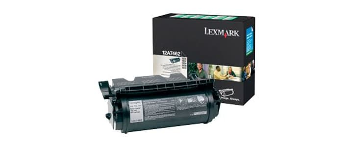 HY12A7462, noir cartouche de toner Lexmark 785300124474 Photo no. 1