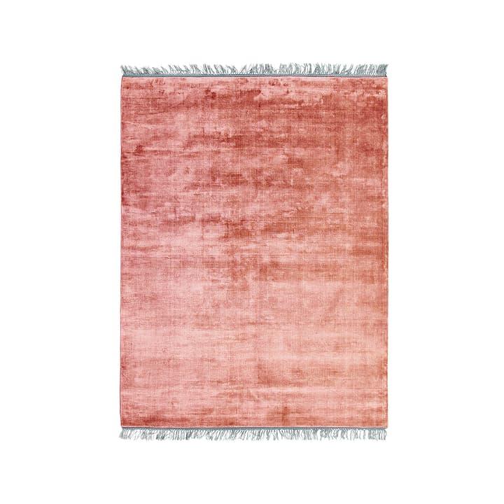 ALMERIA Tapis 371034800000 Couleur Rouge Dimensions L: 200.0 cm x P: 140.0 cm Photo no. 1
