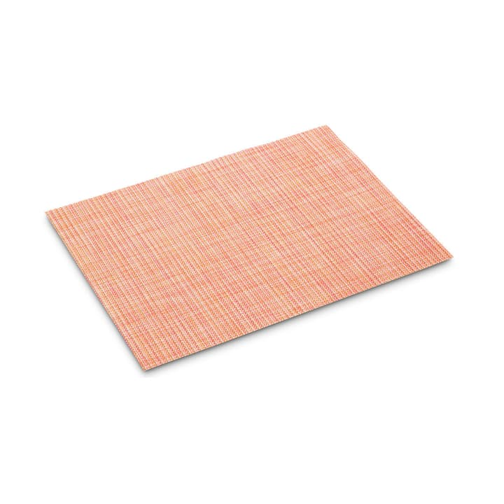 SHAYLA set de table 378091400000 Couleur Rouge Dimensions L: 45.0 cm x P: 33.0 cm Photo no. 1