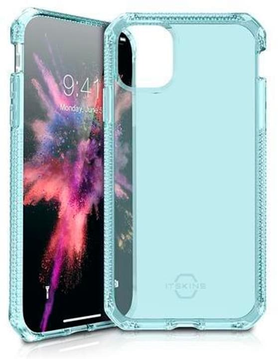 Hard Cover SPECTRUM CLEAR light blue Custodia ITSKINS 785300149449 N. figura 1