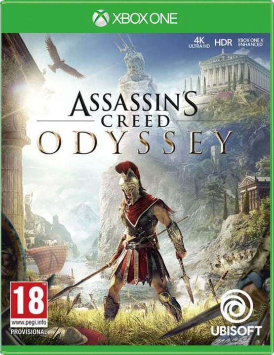 Xbox One - Assassin's Creed Odyssey Box 785300137728 Photo no. 1