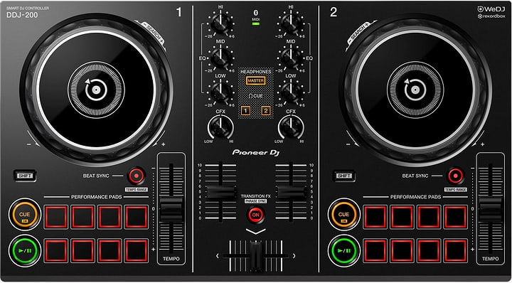 DDJ-200 DJ Controller Pioneer DJ 785300144797 Photo no. 1