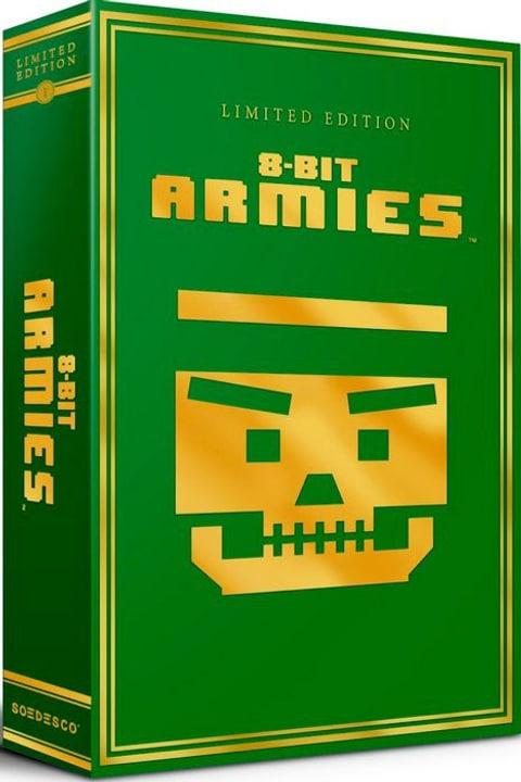 Xbox One - 8-Bit Armies Limited Edition D Box 785300140687 N. figura 1