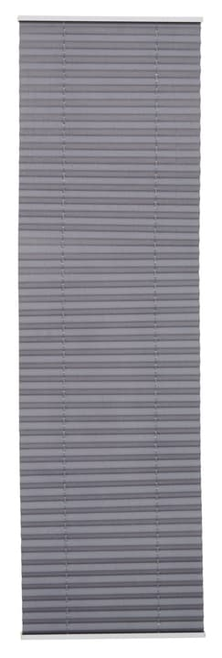 BASIC Tenda plissetata 430744408080 Colore Grigio Dimensioni L: 80.0 cm x A: 160.0 cm N. figura 1