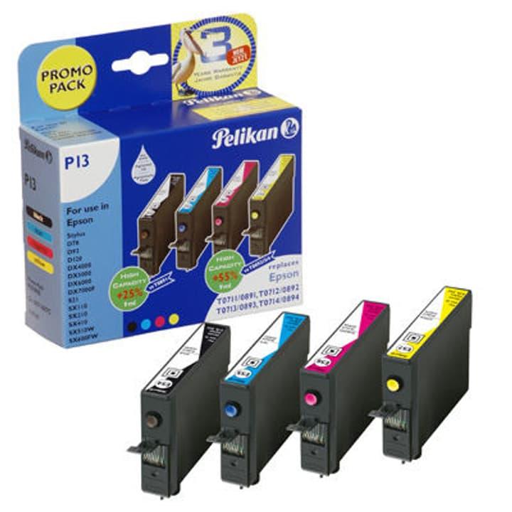 T071 140, T071 240, T071 340, T071 440, (T071 540) color Tintenpatrone Pelikan 797529100000 Bild Nr. 1