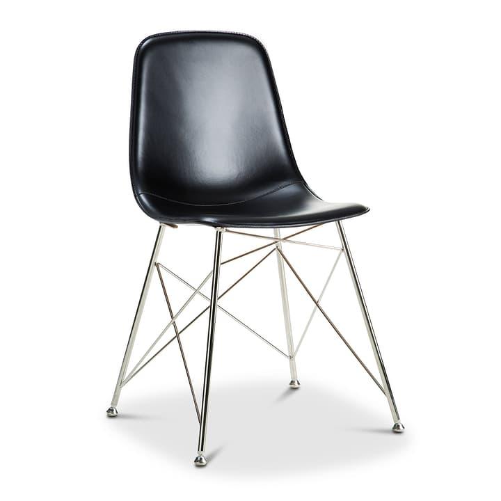 SEDIA Chair 366171400000 Colore Nero Dimensioni L: 45.0 cm x P: 41.5 cm x A: 84.5 cm N. figura 1
