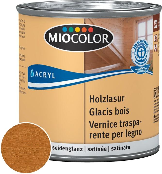 Acryl Vernice trasparente per legno Teak 375 ml Miocolor 676775600000 Colore Teak Contenuto 375.0 ml N. figura 1