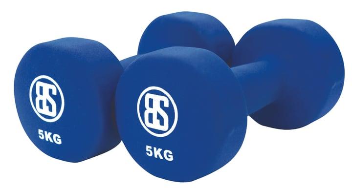 2 x 5 kg Manubri in neoprene Bodyshape 471915700000 N. figura 1