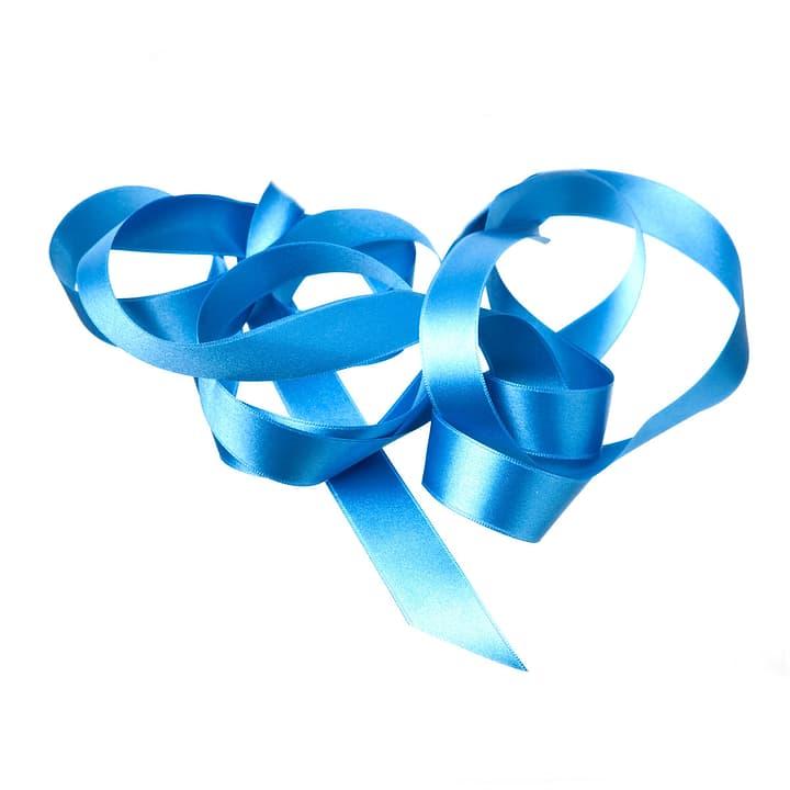 KIKILO ruban 10m/25mm 386113300000 Couleur Bleu clair Dimensions L: 1000.0 cm x P: 2.5 cm x H: 0.1 cm Photo no. 1