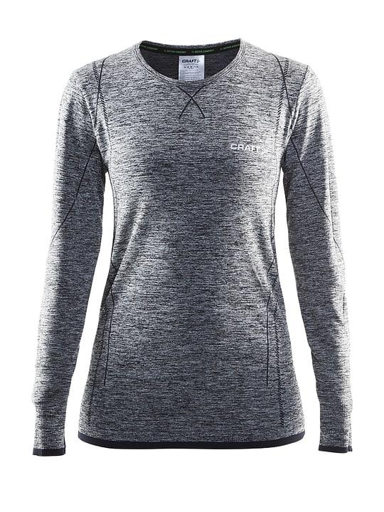 Active Comfort Maillot à manches longues pour femme Craft 477073500380 Couleur gris Taille S Photo no. 1