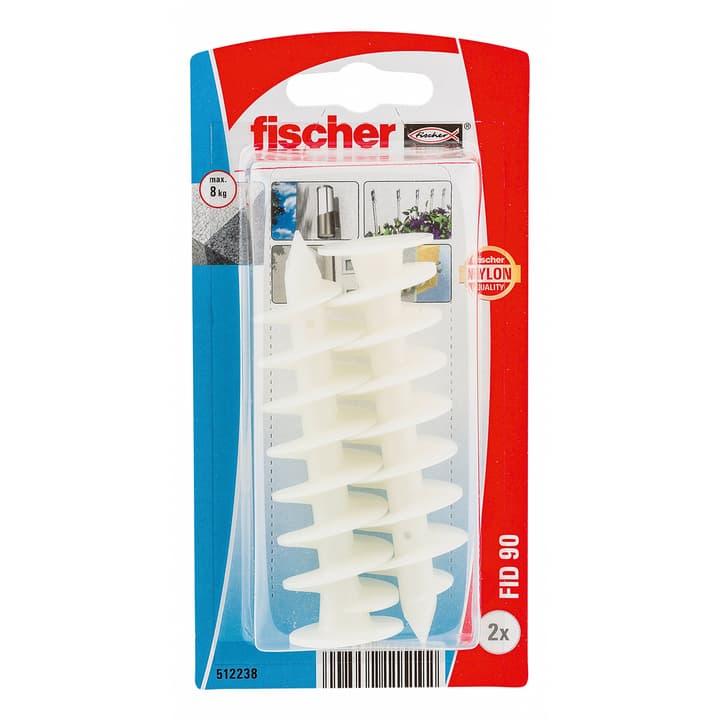 Tassello p. isolante FID 90 fischer 605434200000 N. figura 1
