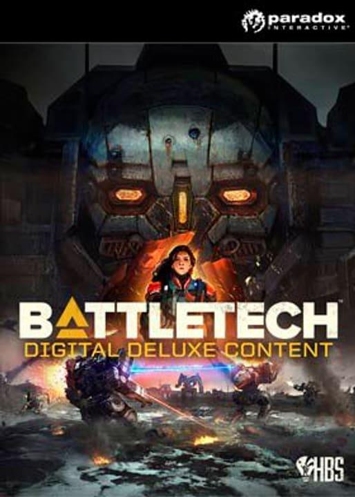 PC - BattleTech: Digital Deluxe Content Download (ESD) 785300141984 N. figura 1