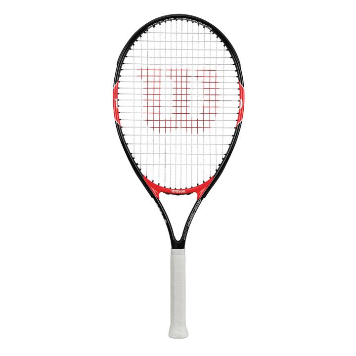 Roger Federer 26 Racket Wilson 491549602630 Dimensione delle impugnature a partire 26 Colore rosso N. figura 1