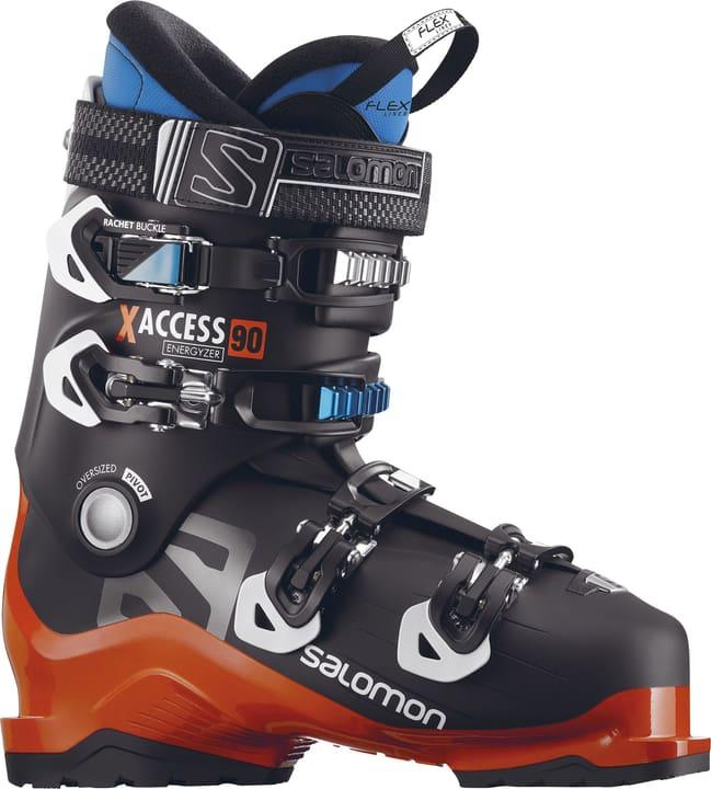 X Access 90 Herren-Skischuh Salomon 495461545020 Farbe schwarz Grösse 45 Bild-Nr. 1