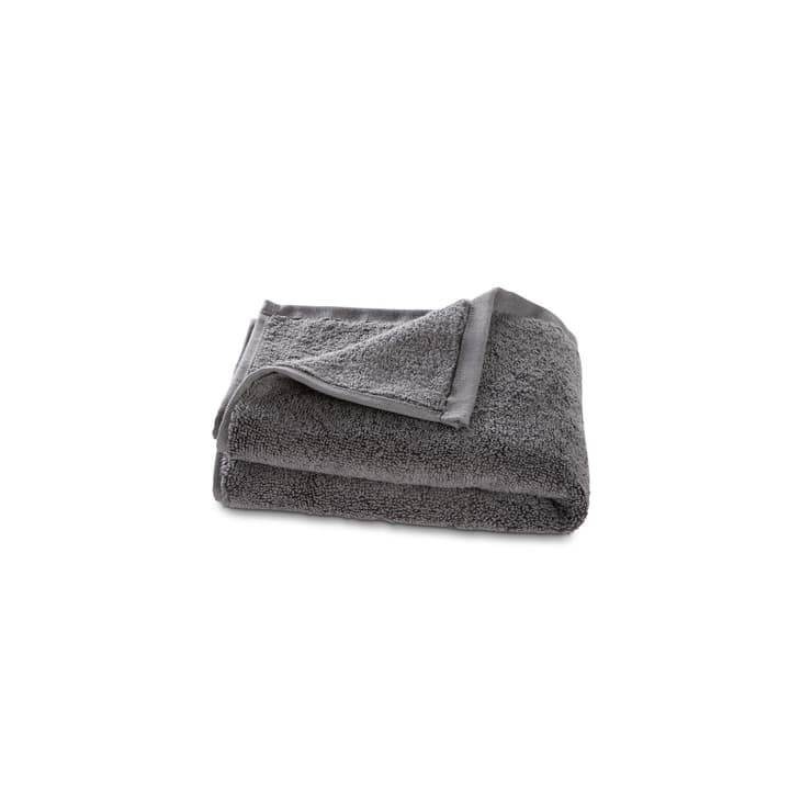 SOFT COTTON Essuie-mains 374043400000 Dimensions L: 50.0 cm x P: 95.0 cm Couleur Gris souris Photo no. 1