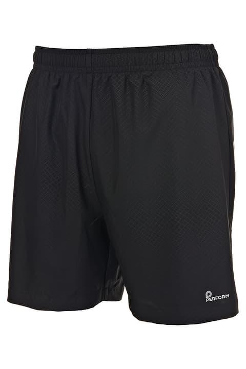 Herren-Shorts Herren-Shorts Perform 470127800720 Farbe schwarz Grösse XXL Bild-Nr. 1