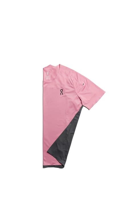 Performance-T Herren-T-Shirt On 470161300539 Farbe altrosa Grösse L Bild-Nr. 1