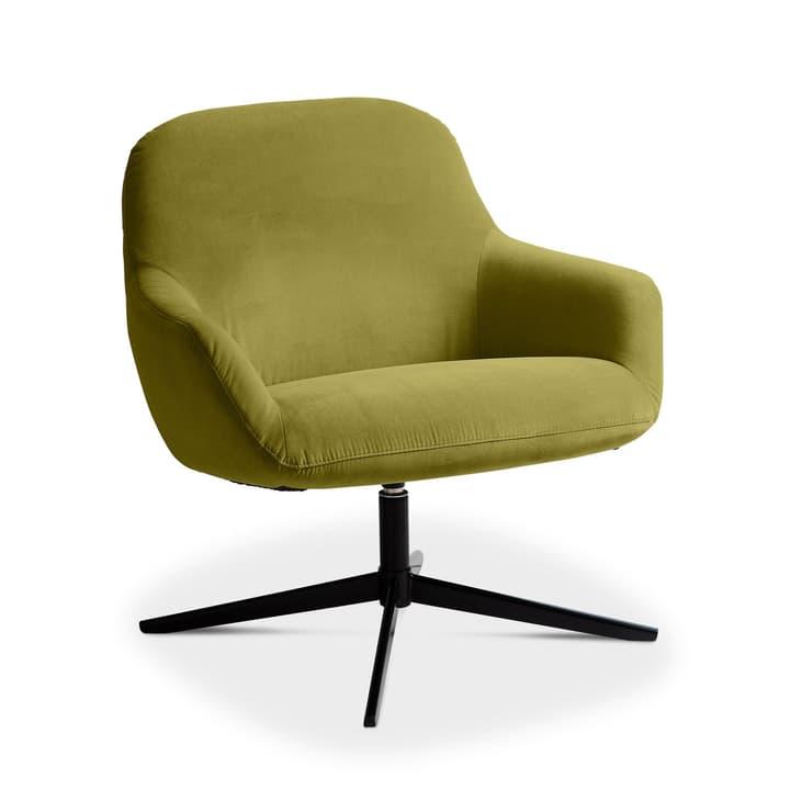 ROSE Sessel 360049949202 Grösse B: 72.0 cm x T: 77.0 cm x H: 78.0 cm Farbe Grün Bild Nr. 1