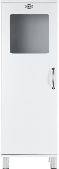 MALIBU Commode 407020200000 Dimensions L: 50.0 cm x P: 41.0 cm x H: 143.0 cm Couleur Blanc Photo no. 1