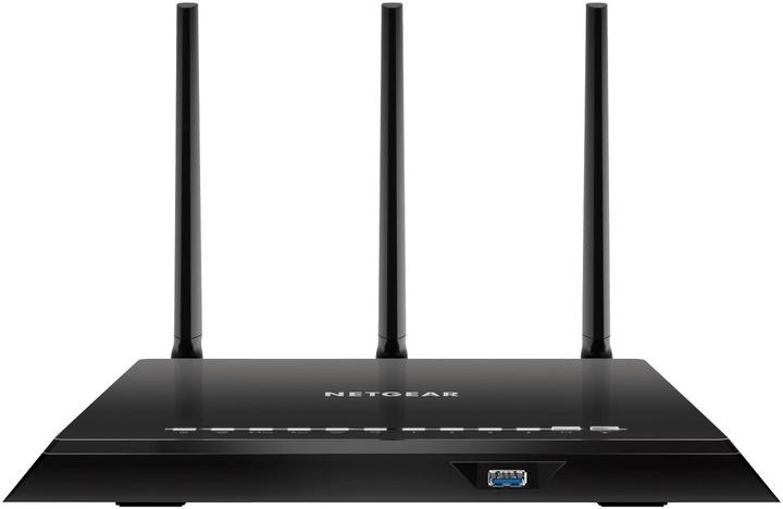 R6800-100PES AC1900 Dual-Band Gigabit WLAN Router Netgear 785300122930 Bild Nr. 1