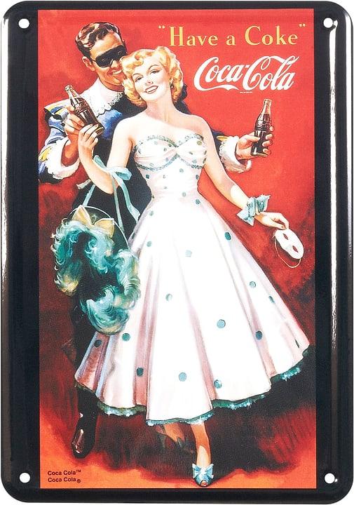 Signe de tôle publicitaire Coca Cola Have a Coke 605058300000 Photo no. 1