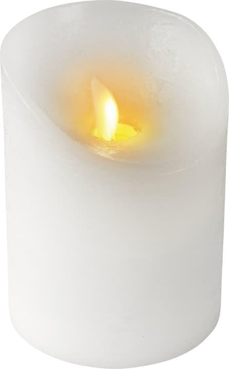 NORWIN LED-Kerze 440712540010 Farbe Weiss Grösse H: 12.5 cm Bild Nr. 1