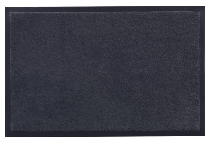BEAT paillasson 412830006080 Couleur anthracite Dimensions L: 60.0 cm x P: 90.0 cm Photo no. 1