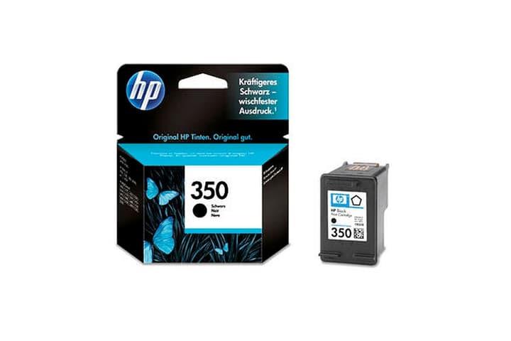 CB335EE Tintenpatrone Nr. 350 black HP 797487600000 Bild Nr. 1
