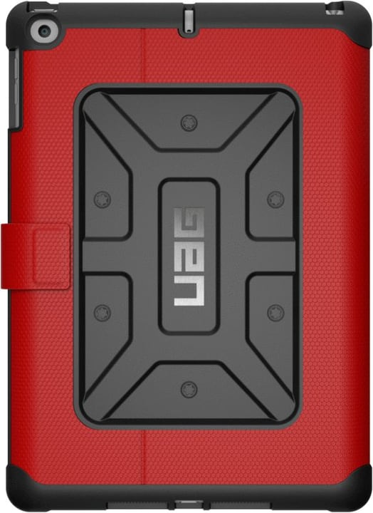 "Metropolis Case for Apple iPad 9.7"" magma red Urban Armor Gear 785300137189 Photo no. 1"