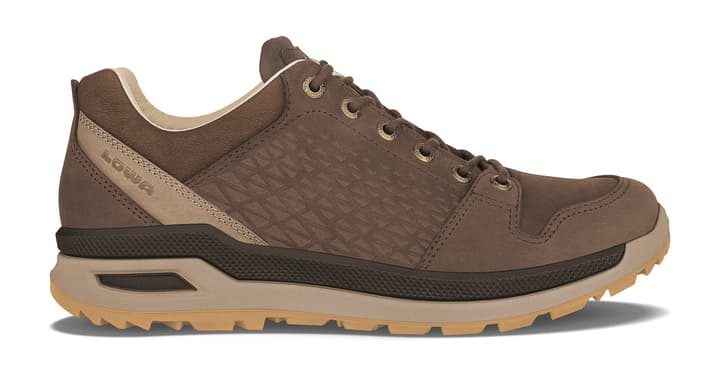 Strato Evo LL Lo Chaussures polyvalentes pour homme Lowa 461101543570 Couleur brun Taille 43.5 Photo no. 1