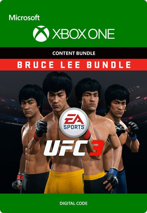 Xbox One - UFC 3: Bruce Lee Bundle Digitale (ESD) 785300135550 N. figura 1
