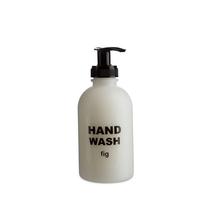HAND WASH Savon liquide figue 374033800000 Dimensions L: 5.0 cm x P: 5.0 cm x H: 14.5 cm Couleur Blanc Photo no. 1