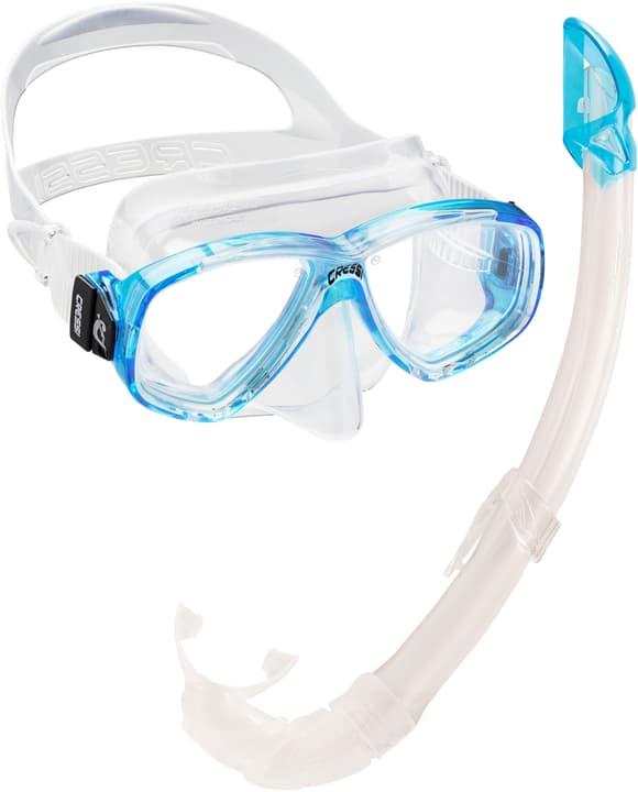 Perla VIP MARE + Mexiko Schnorchel set snorkeling Cressi 491066000000 N. figura 1