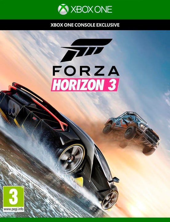 Xbox One - Forza Horizon 3 Box 785300121250 Bild Nr. 1