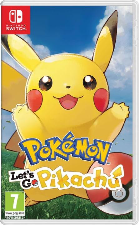 Switch - Pokémon: Let´s Go, Pikachu ! (I) Fisico (Box) 785300136733 N. figura 1