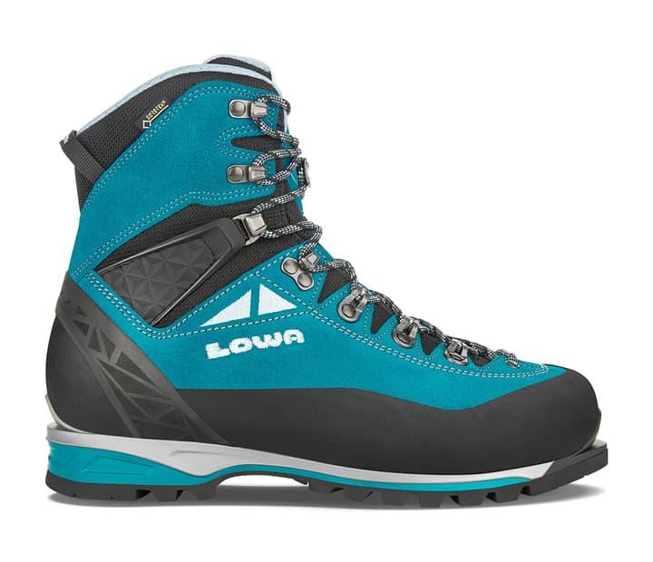 Alpine Expert GTX Chaussures de montagne pour femme Lowa 473316940044 Couleur turquoise Taille 40 Photo no. 1