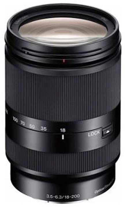 AF E 18-200mm F/3.5-6.3 objectif Objectif Sony 793424400000 Photo no. 1