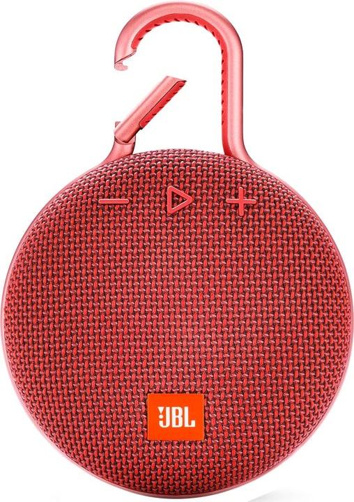CLIP 3 - Rouge Haut-parleur Bluetooth JBL 785300152773 Photo no. 1