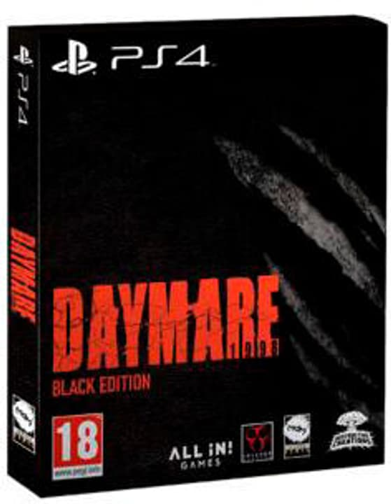 PS4 - Daymare: 1998 Black Edition Box 785300151949 Photo no. 1