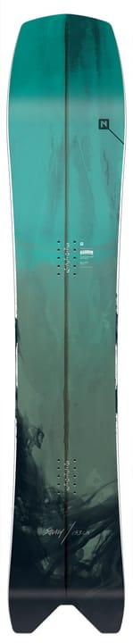 Squash Snowboard Nitro 494547515360 Colore verde Lunghezza 153 N. figura 1