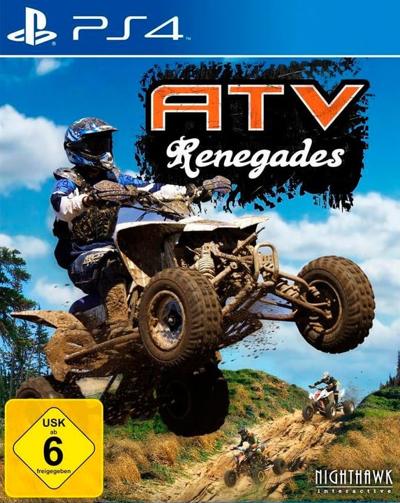 PS4 - ATV Renegades Box 785300122221 Photo no. 1